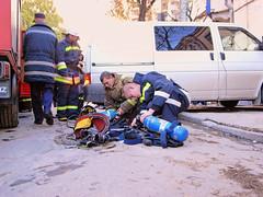 Incendie, Chisinau 3