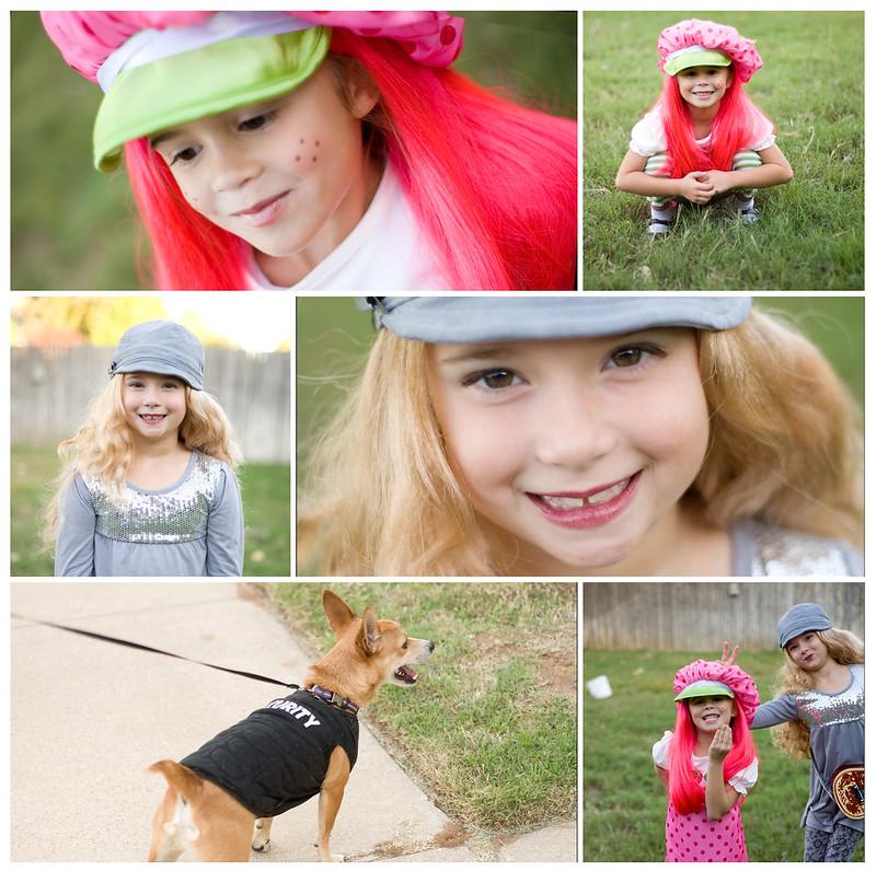 halloween collage 2