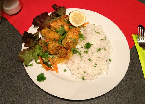 Chicken Tikka Vindaloo