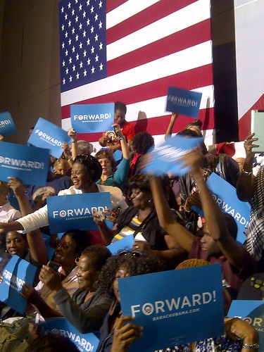 Miami is Fire Up for #PresidentObama