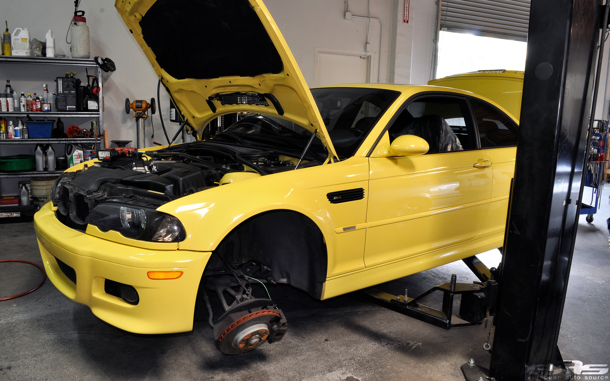 Dakar Yellow E46 M3 Bmw Performance Parts Amp Services