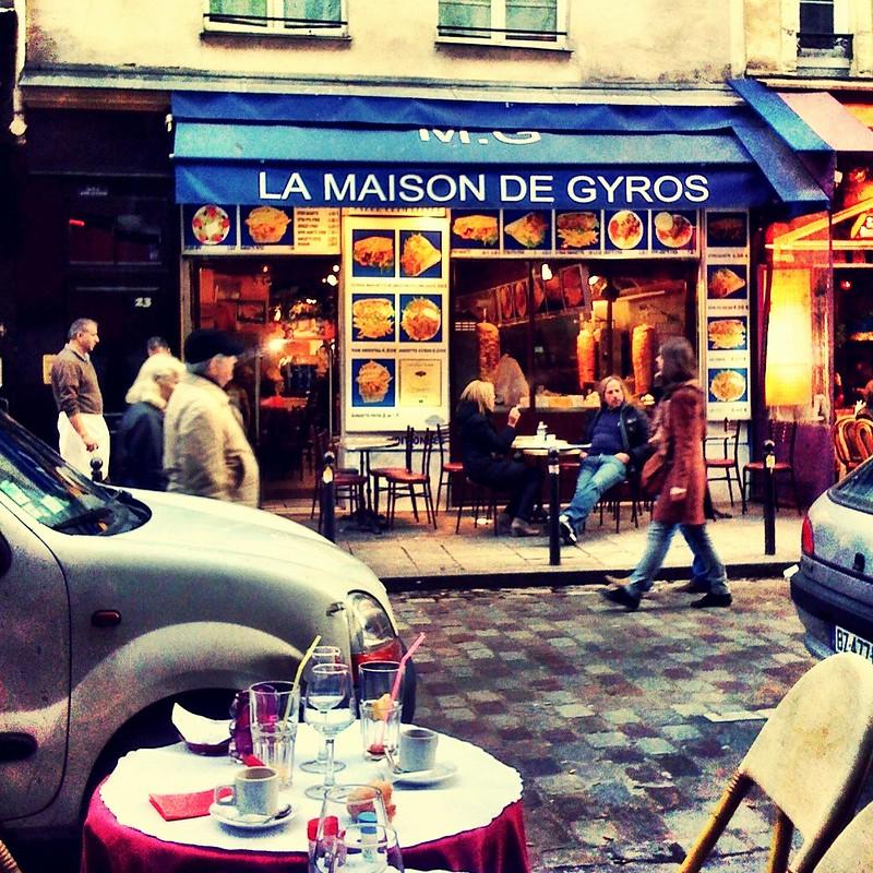 My Paris.Instagram Photos