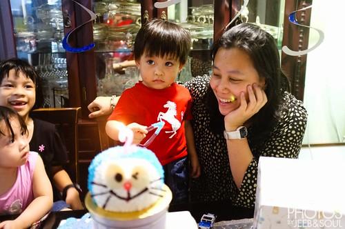 Birthday Qeeb 2yo