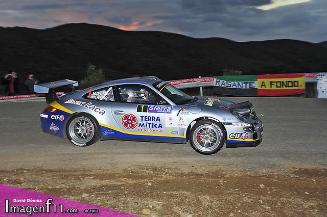 """""""Miguel Fuster, Rallye Sierra Morena 2012"""""""