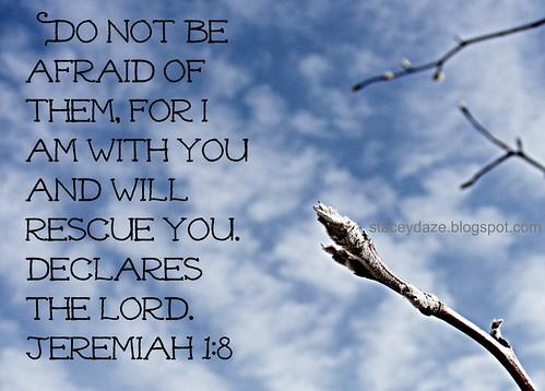 Jermiah 1 8