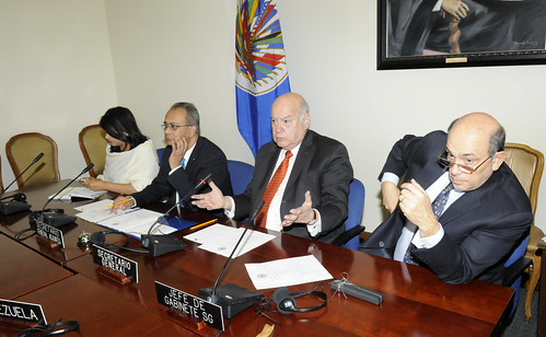 Inter-American Committee for Natural Disaster Reduction Reviews Impact of Hurricane Sandy in the Hemisphere