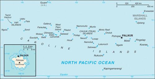 micronesia-map
