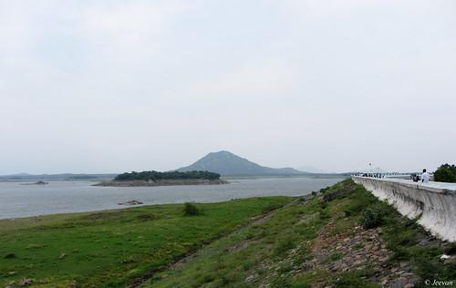 Sathanur Reservoir