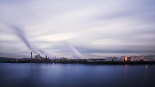 mill paper nikon long exposure waterfront lee tacoma saintpaul filters simpson waterway kraft theas thedock commencementbay schusterparkway 247028g bigstopper d800e