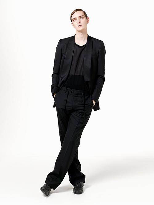 Yannick Abrath0029_Kazuki Nagayama SS13(Fashion Press)