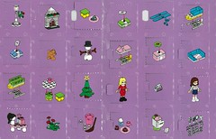 2012 Advent calendar instructions