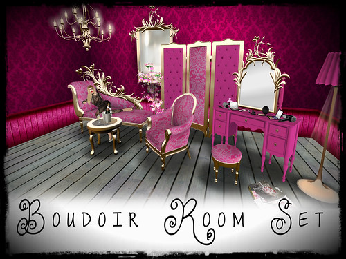 Boudoir Couture Furniture