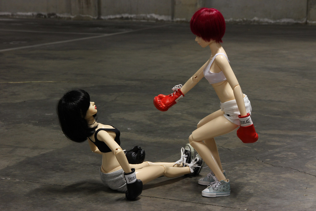 Girl's Fight Club 23