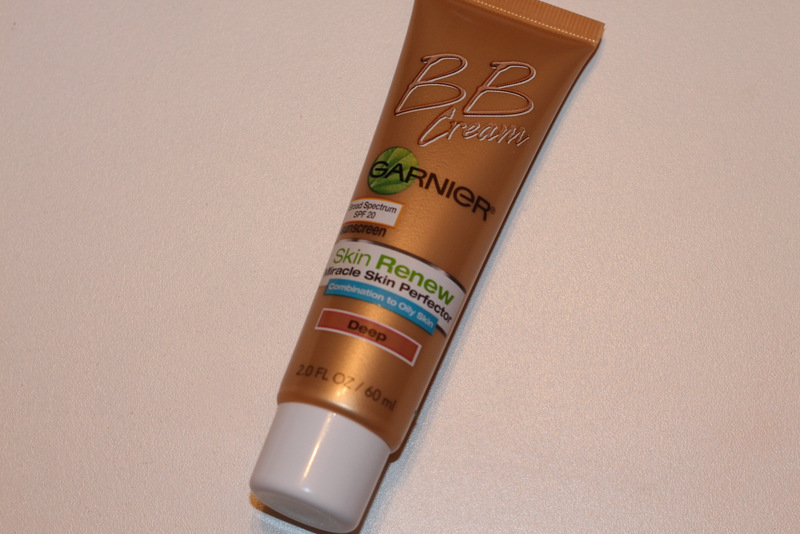Garnier's New BB Cream for Oily/Combo Skin