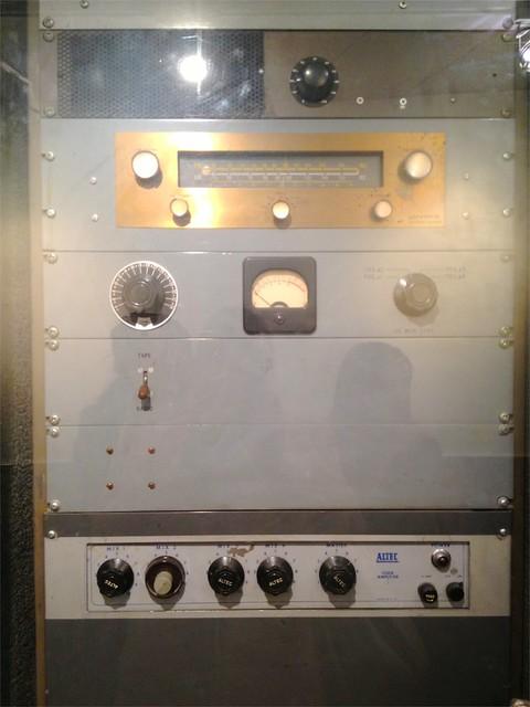 Old sound system