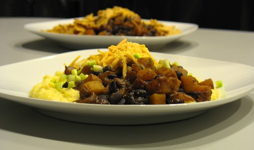 Black Beans and Squash