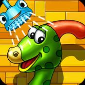 Avocado Mobile - Prendre le bain & s'habiller avec Dino