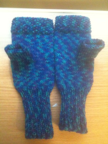Moms mitts finished