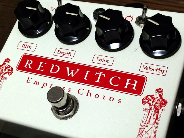 Photo:Red Witch Empress Chorus By Mekkjp