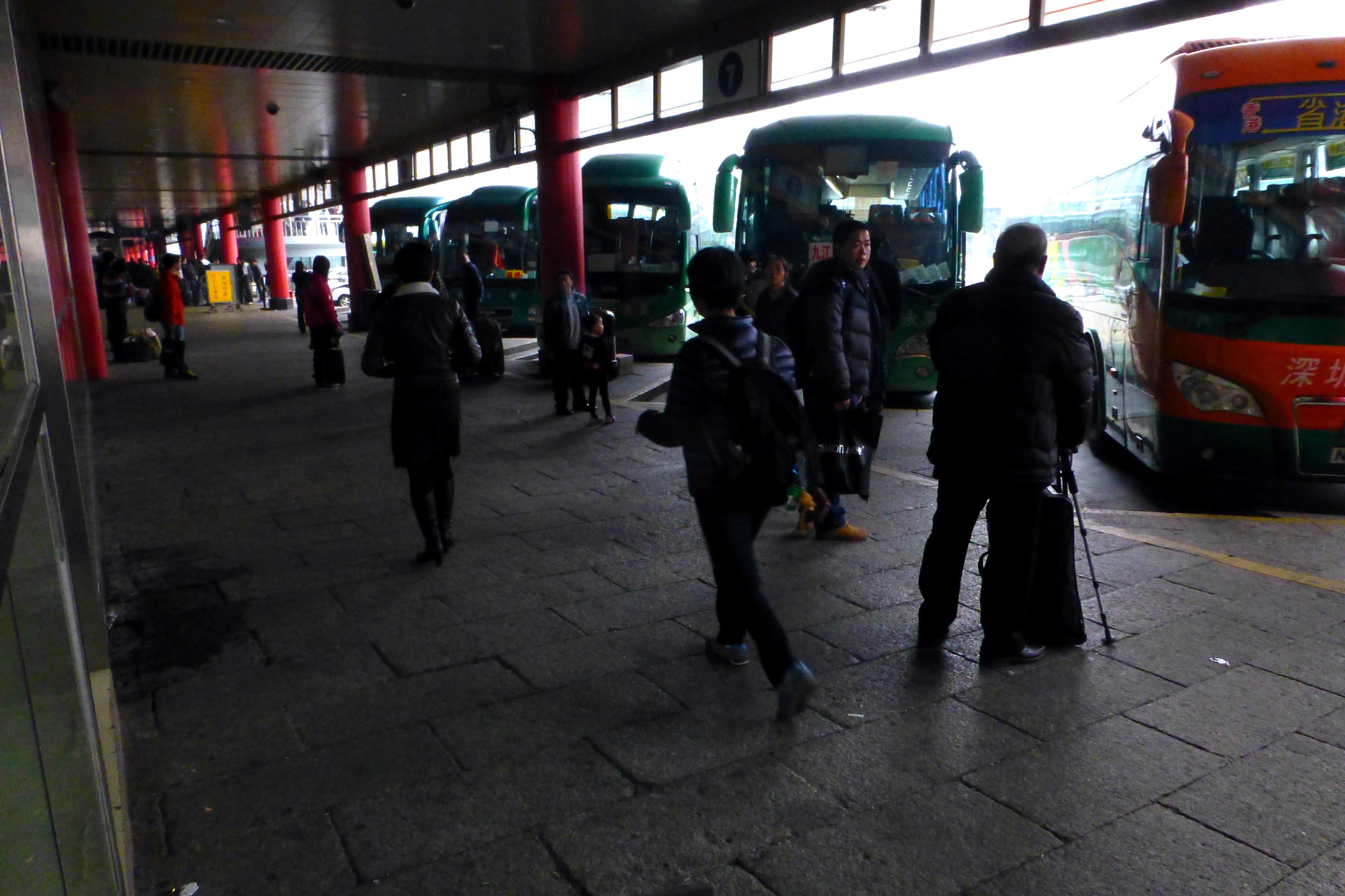 Huanggang Border Crossing Shenzhen China 皇岗口岸 | Explore dcma ...