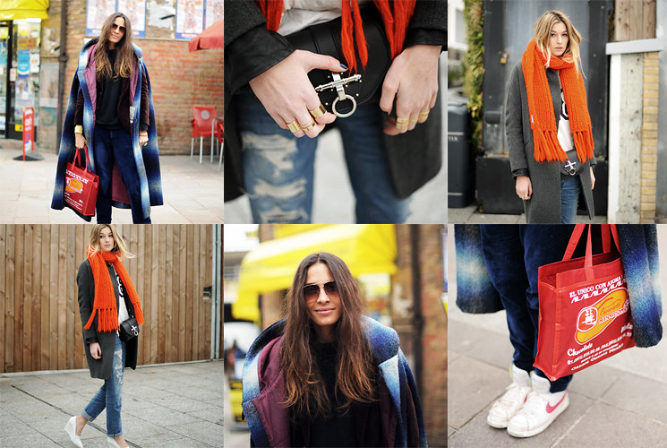 Streetstyle: Portobello & Wood Lane