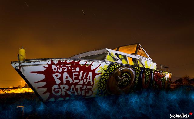 011/365 - Barco a la deriva
