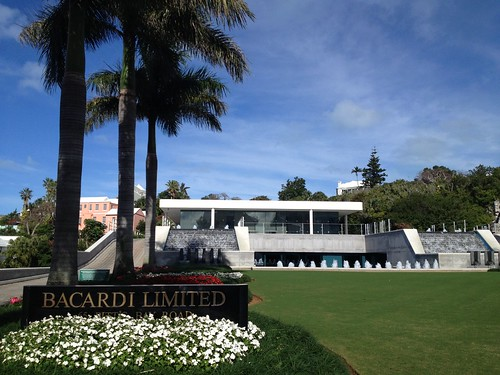 Bacardi Corporate Headquarters, Hamilton Bermuda