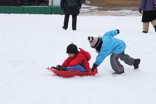 六甲山人工滑雪場