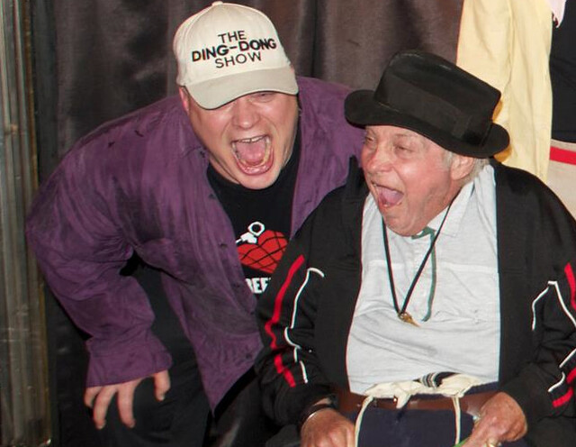 Don Barris and Rabbi Fuzzy