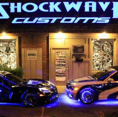 shockwave cars