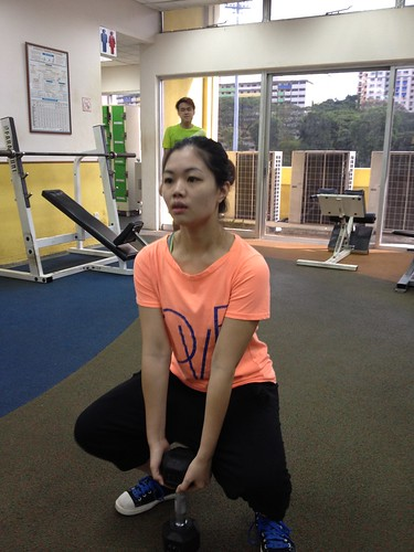 personal training in singapore