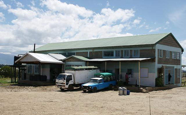 Global Agenda Visit to Ol Kalou: Ol Kalou Dairy Plant