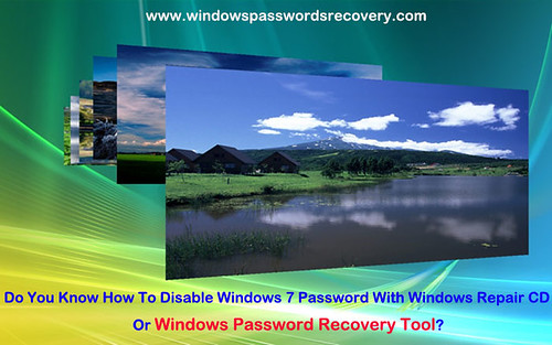 disable password Windows 7