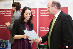 Preisverleihung an Irena Berovic 2013