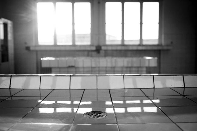 Sachsenhausen morgue