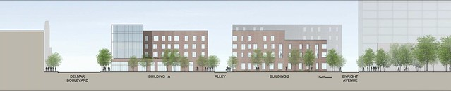 Washington University Loop Living project