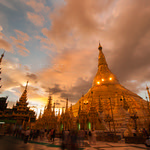 Enlightenment at the Shwedagon Pagoda in Yangon, Myanmar