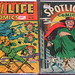 Real Life Comics #10 & Spotlight Comics #2
