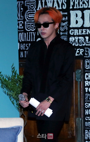 G-Dragon - Airbnb x G-Dragon - 20aug2015 - Star in - 01