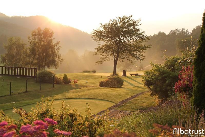 photo du golf Golf de Falgos - Parcours
