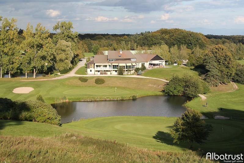 photo du golf Golf de Rougemont le Château - Club House - ProShop