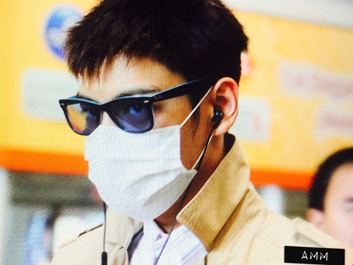 Big Bang - Beijing Airport - 05jun2015 - TOP - Cammcm - 02