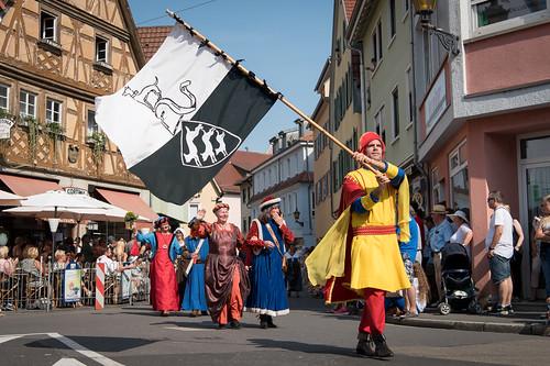 2016_09_11_historische_Fussgruppe_Landesfestumzug_Bad_Mergentheim-1