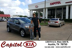 Capitol Kia Customer Review