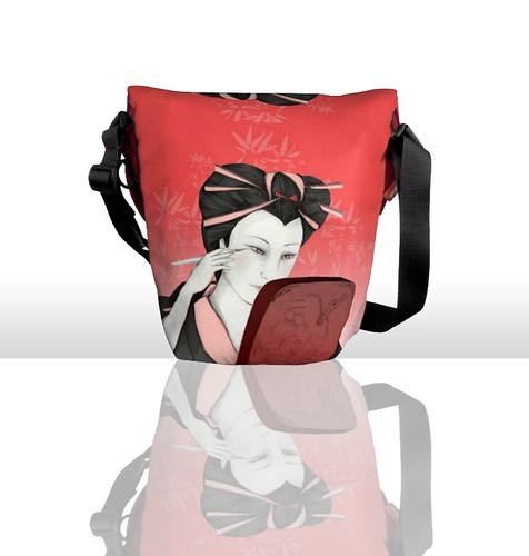 Bolso Geisha Espejo 5