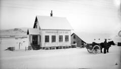 Tunga við ofanverðan Laugaveg, 1920-1930