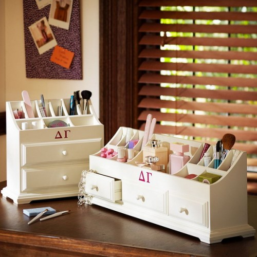 Cool Makeup Storage Ideas