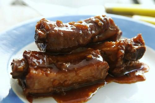 Char Siu ribs   Flickr - Photo Sharing!