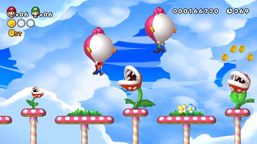 Super Mario Bros Wii U May Not Support 1080p After All