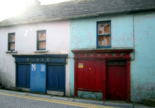 Abandoned Shops